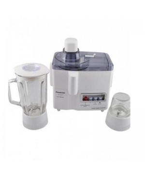 3 in 1 Juicer, Blender & Chopper - White