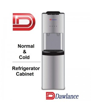 Dawlance Dawlance WD 1041 SR Water Dispenser - Silver & Black