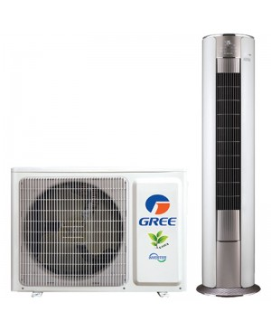 Gree GF-24ISH Inverter 2 Ton Heat & Cool Floor Standing Split AC