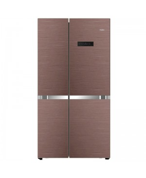 Haier 565 L Frost Free Sibe-by-Side Inverter Refrigerator