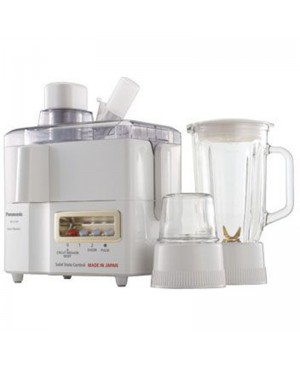 Panasonic Food Processor BlenderJuicer (MJ-M176P)