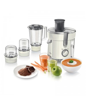 Philips Juicer + Blender HR1847