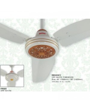 Royal Fans-Ceiling Fan-AcDc Regency With Remote