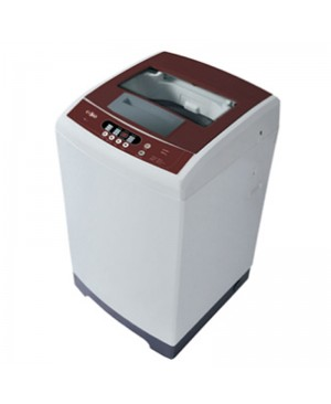 Super Asia SA-608AWR 6kg Fully Automatic Top Load (White-Red)